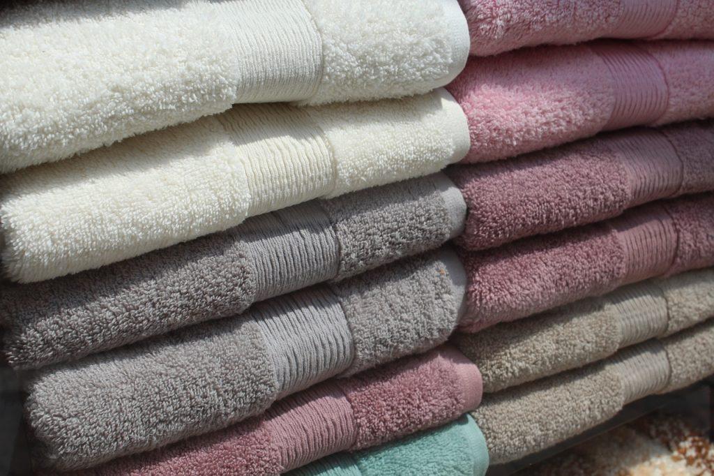 asciugamani stirati