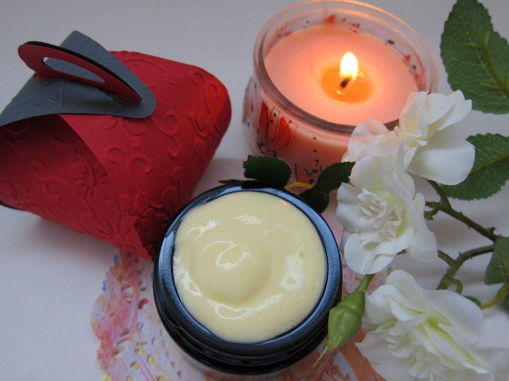 skincare crema viso