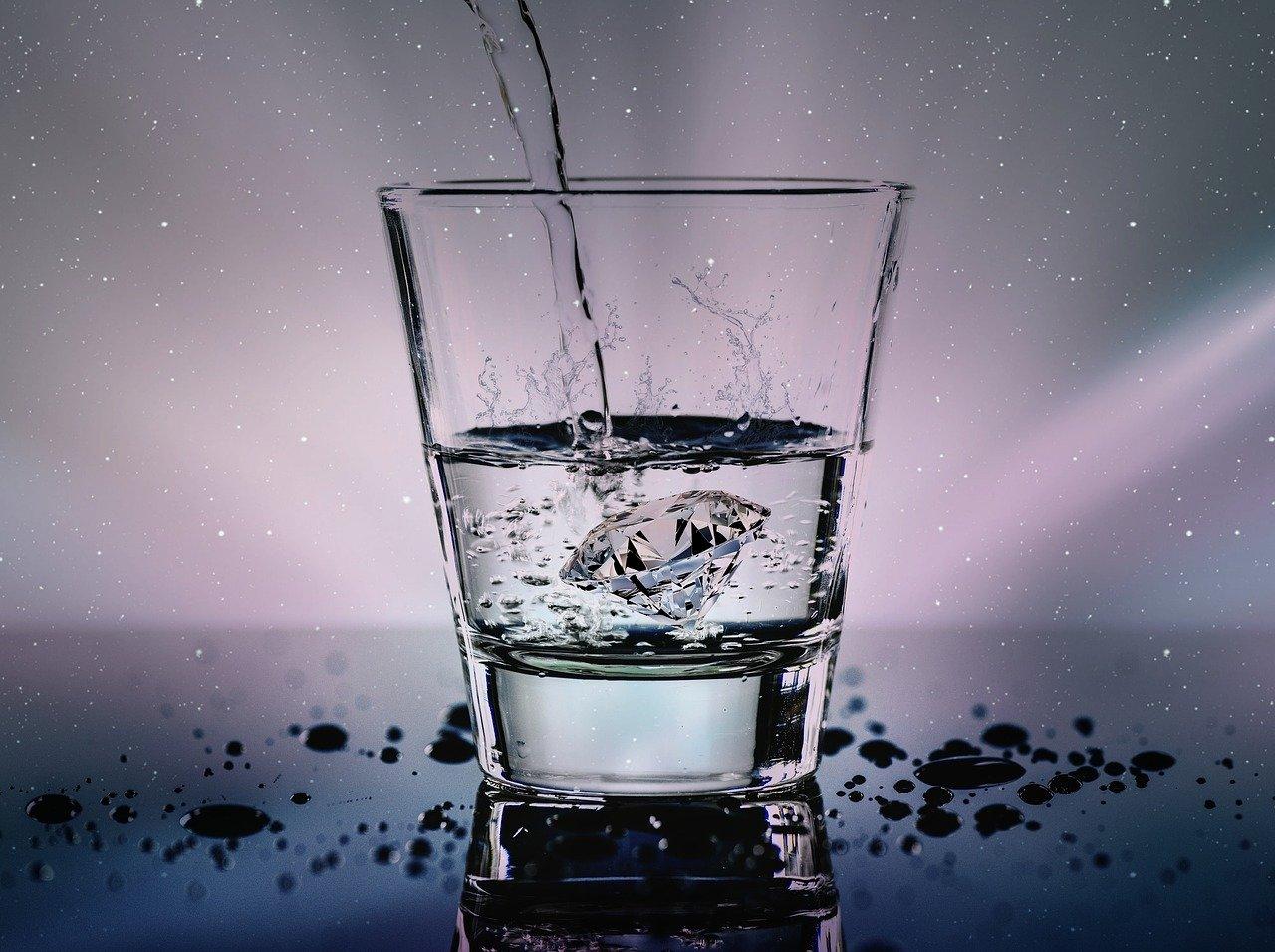 acqua depurata