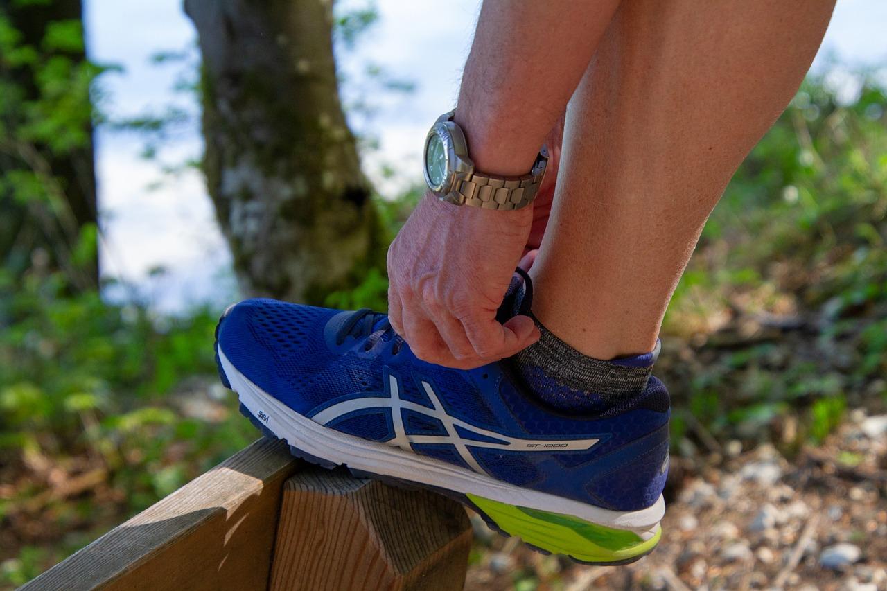scarpa running terreni boschi