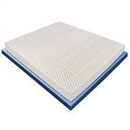 Baldiflex materasso in lattice con fodera in aloe vera