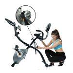 ATIVAFIT Indoor Cyclette pieghevole - Recensione, Prezzi e Migliori Offerte. Dettaglio 6