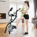 ATIVAFIT Indoor Cyclette pieghevole - Recensione, Prezzi e Migliori Offerte. Dettaglio 8