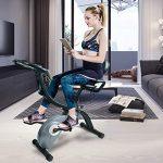 ATIVAFIT Indoor Cyclette pieghevole - Recensione, Prezzi e Migliori Offerte. Dettaglio 9