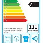Samsung DV70M50201W/ET - Recensione, Prezzi e Migliori Offerte. Dettaglio 7