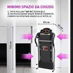 YM Tapis Roulant Elettrico Pieghevole - Recensione, Prezzi e Migliori Offerte. Dettaglio 5