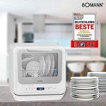 Bomann TSG 7402 - Recensione, Prezzi e Migliori Offerte. Dettaglio 7