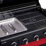 Char-Broil Gas2Coal 440 Hybrid Grill - Recensione, Prezzi e Migliori Offerte. Dettaglio 4