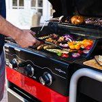 Char-Broil Gas2Coal 440 Hybrid Grill - Recensione, Prezzi e Migliori Offerte. Dettaglio 6