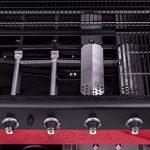 Char-Broil Gas2Coal 440 Hybrid Grill - Recensione, Prezzi e Migliori Offerte. Dettaglio 8