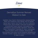 Dove DermaSpa Summer Revived - Recensione, Prezzi e Migliori Offerte. Dettaglio 7