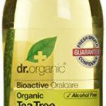 Dr.Organic Tea Tree Collutorio - Recensione, Prezzi e Migliori Offerte. Dettaglio 1
