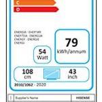 HISENSE H43BE7000 - Recensione, Prezzi e Migliori Offerte. Dettaglio 11