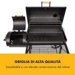 KLARSTEIN Beef Brisket Smoker Grill - Recensione, Prezzi e Migliori Offerte. Dettaglio 3
