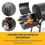 KLARSTEIN Beef Brisket Smoker Grill - Recensione, Prezzi e Migliori Offerte. Dettaglio 5