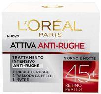 L'Oréal Paris Crema Viso Anti-rughe Attiva 45+