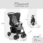 Hauck SLX Shopper Trio - Recensione, Prezzi e Migliori Offerte. Dettaglio 2
