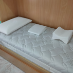 Sogno d'argento materasso cuscini e coprimaterasso 3
